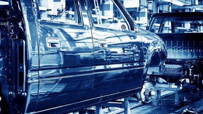Automobile manufacturing of aluminum auto body